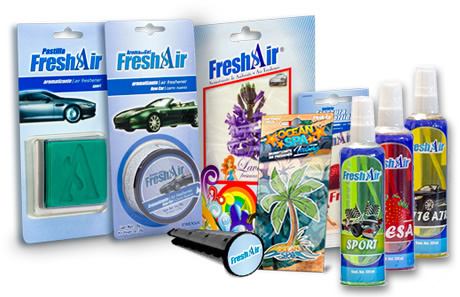 aromatizantes para autos